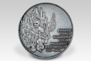 Medal on the occasion of the 75th anniversary of the opening of the Secondary Music School in Katowice