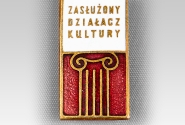 Distinguished Cultural Service Award – Minister of Culture and Art