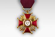 """""""Złoty Krzyż Zasługi"""" - Prezydent RP"""