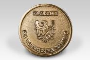 Złota Odznaka Honorowa za zasługi dla Województwa Śląskiego